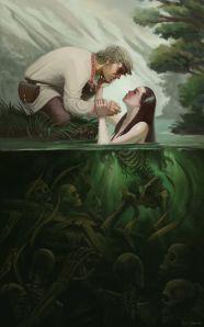 Rusalka by Kamil Jadczak