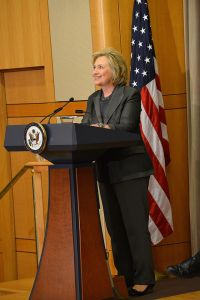 Former_Secretary_of_State_Clinton_Delivers_Remarks_at_Groundbreaking_Ceremony_of_the_U.S._Diplomacy_Center_(14943786999)