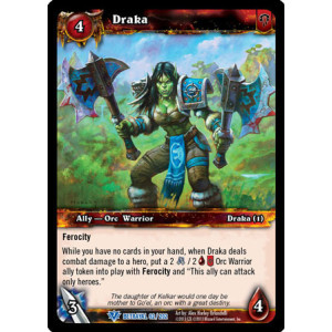 draka card