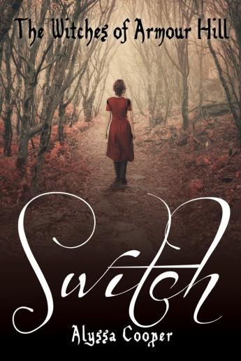 Cover design by Alyssa Cooper herself!
