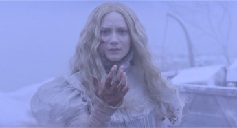 Wasikowska as Edith Cushing