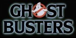 Classic Ghostbusters logo with a cartoon ghost