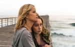 Still of two Fear the Walking Dead characters, Madison and Alicia, from Season Two